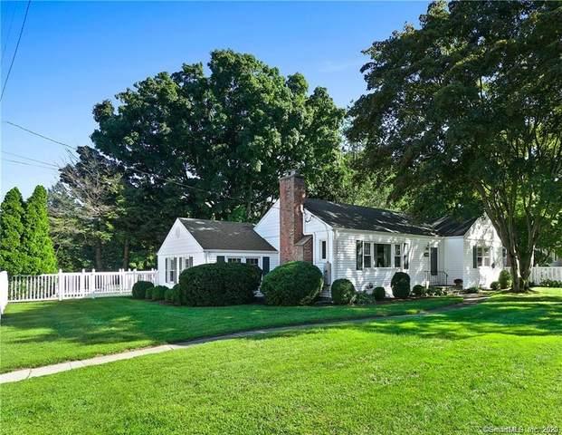 297 High Ridge Road, Stamford, CT 06905 (MLS #170320001) :: Frank Schiavone with William Raveis Real Estate