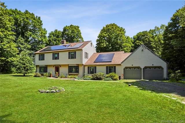 27 Sidecut Road, Redding, CT 06896 (MLS #170320072) :: The Higgins Group - The CT Home Finder
