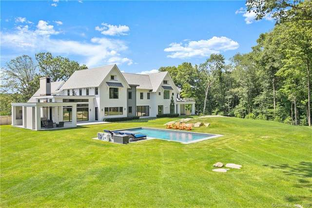 24 Thunder Mountain Road, Greenwich, CT 06831 (MLS #170320109) :: The Higgins Group - The CT Home Finder