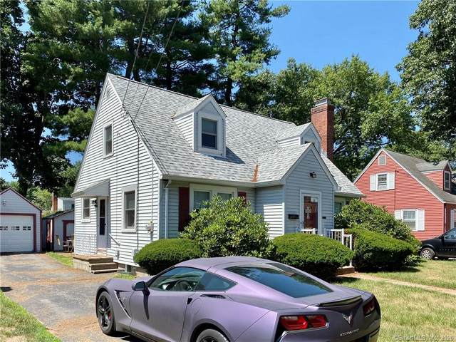 708 Center Street, Manchester, CT 06040 (MLS #170320129) :: The Higgins Group - The CT Home Finder
