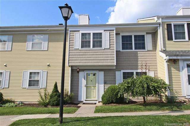 81 Park Avenue #1303, Danbury, CT 06810 (MLS #170320143) :: Team Feola & Lanzante | Keller Williams Trumbull