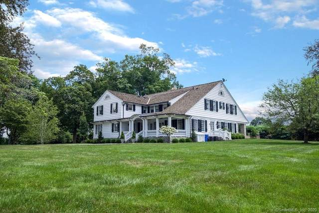 1680 Hillside Road, Fairfield, CT 06824 (MLS #170320173) :: The Higgins Group - The CT Home Finder