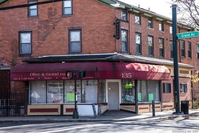 135 Olive Street 1R, New Haven, CT 06511 (MLS #170320345) :: Team Feola & Lanzante | Keller Williams Trumbull