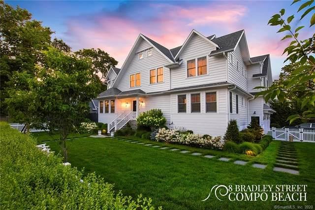 8 Bradley Street, Westport, CT 06880 (MLS #170320372) :: Frank Schiavone with William Raveis Real Estate