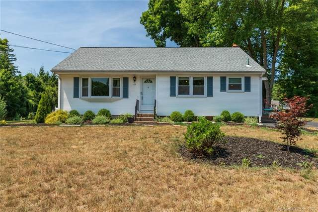 53 Manor Lane, South Windsor, CT 06074 (MLS #170320417) :: Hergenrother Realty Group Connecticut
