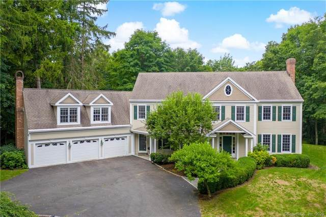 14 Kellogg Hill Road, Weston, CT 06883 (MLS #170320420) :: Team Feola & Lanzante | Keller Williams Trumbull