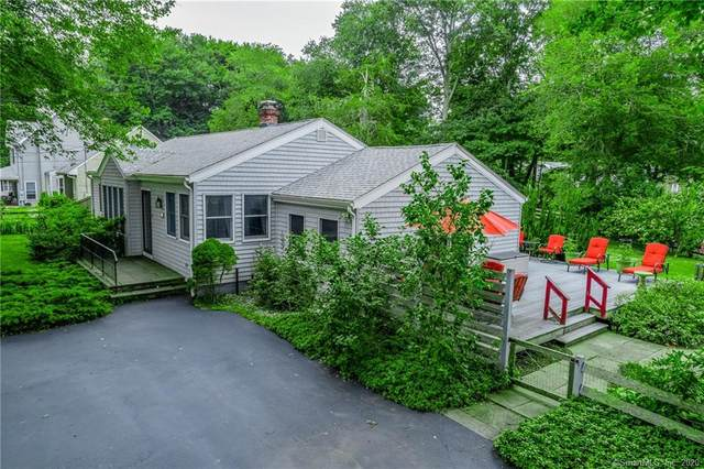 23 Town Woods Road, Old Lyme, CT 06371 (MLS #170320446) :: Sunset Creek Realty