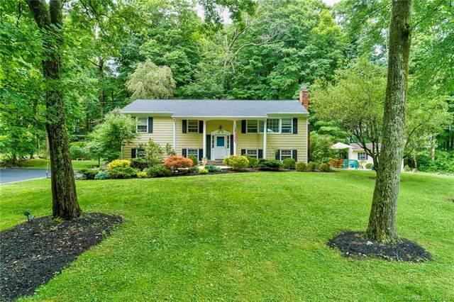 100 Haviland Road, Ridgefield, CT 06877 (MLS #170320490) :: Frank Schiavone with William Raveis Real Estate