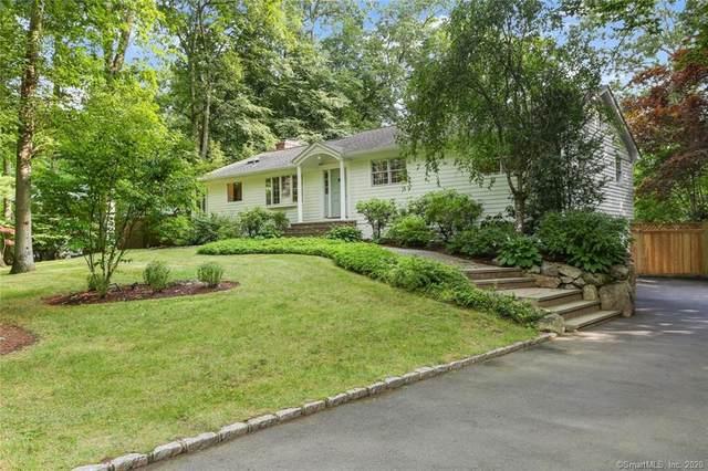 130 Old Logging Road, Stamford, CT 06903 (MLS #170320592) :: Frank Schiavone with William Raveis Real Estate