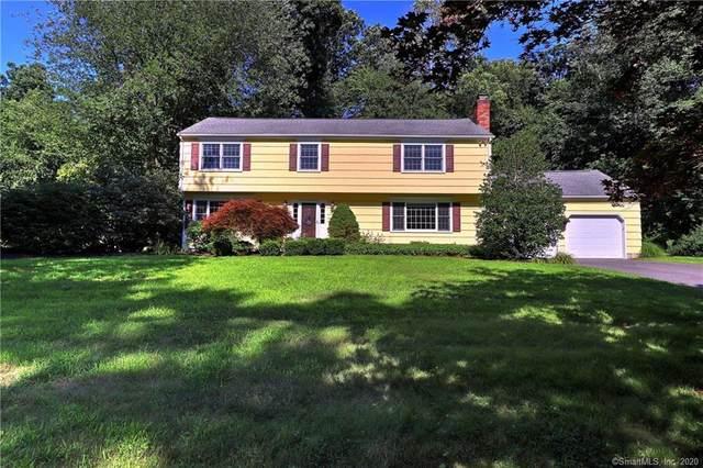 80 High Ridge Road, Trumbull, CT 06611 (MLS #170320701) :: Frank Schiavone with William Raveis Real Estate