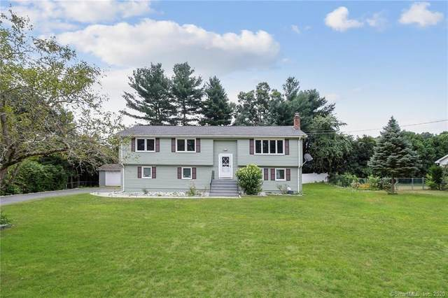 76 Heywood Drive, Glastonbury, CT 06033 (MLS #170320708) :: The Higgins Group - The CT Home Finder