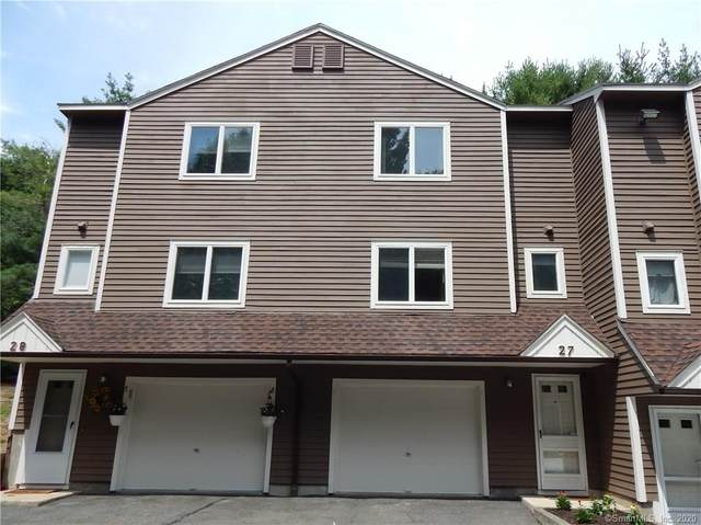 489 Wolcott Street #27, Bristol, CT 06010 (MLS #170320710) :: Hergenrother Realty Group Connecticut