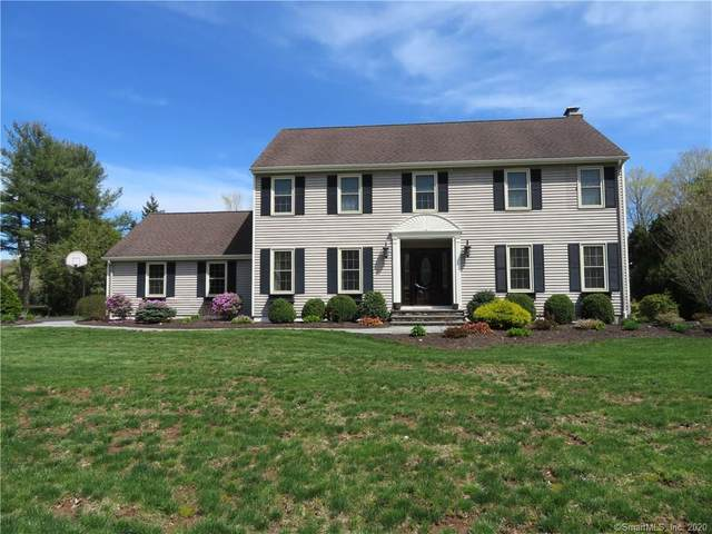 39 S Pond Circle, Cheshire, CT 06410 (MLS #170320727) :: Kendall Group Real Estate | Keller Williams