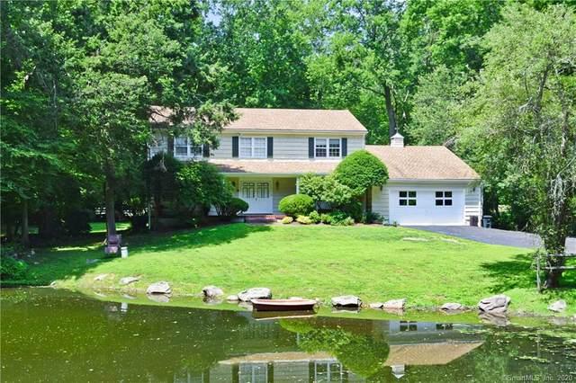60 Constance Lane, Stamford, CT 06903 (MLS #170320750) :: Frank Schiavone with William Raveis Real Estate