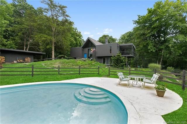 43 Evans Lane, Wilton, CT 06897 (MLS #170320783) :: The Higgins Group - The CT Home Finder