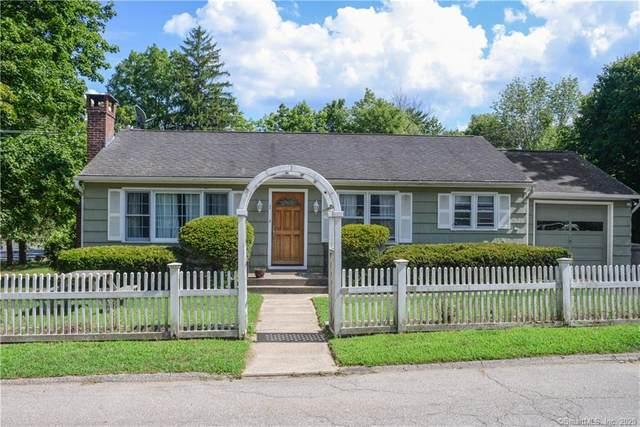 1 Hudson Street, Bethel, CT 06801 (MLS #170320971) :: Around Town Real Estate Team