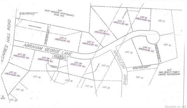 2 Abraham George Lane, East Windsor, CT 06016 (MLS #170321036) :: Frank Schiavone with William Raveis Real Estate