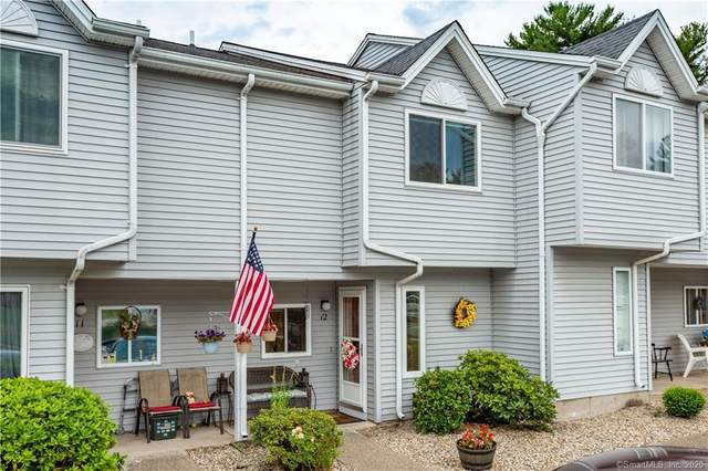 155 Redstone Hill Road #12, Bristol, CT 06010 (MLS #170321127) :: Hergenrother Realty Group Connecticut