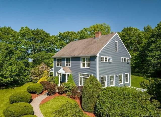 27 Saw Mill Road, Burlington, CT 06013 (MLS #170321128) :: Hergenrother Realty Group Connecticut