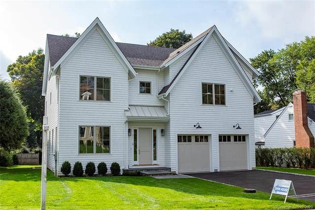 25 Treadwell Avenue, Westport, CT 06880 (MLS #170321193) :: The Higgins Group - The CT Home Finder