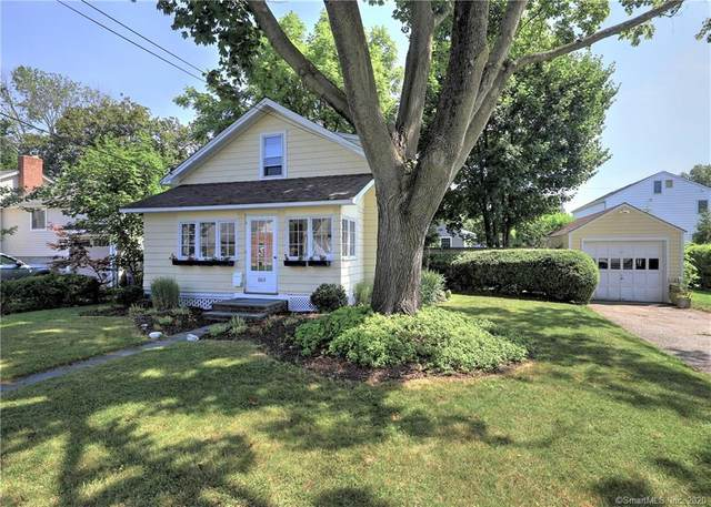 163 Alden Street, Fairfield, CT 06824 (MLS #170321269) :: Frank Schiavone with William Raveis Real Estate