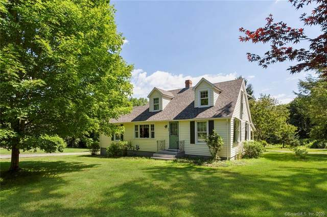 435 Burrows Hill Road, Hebron, CT 06231 (MLS #170321278) :: Spectrum Real Estate Consultants