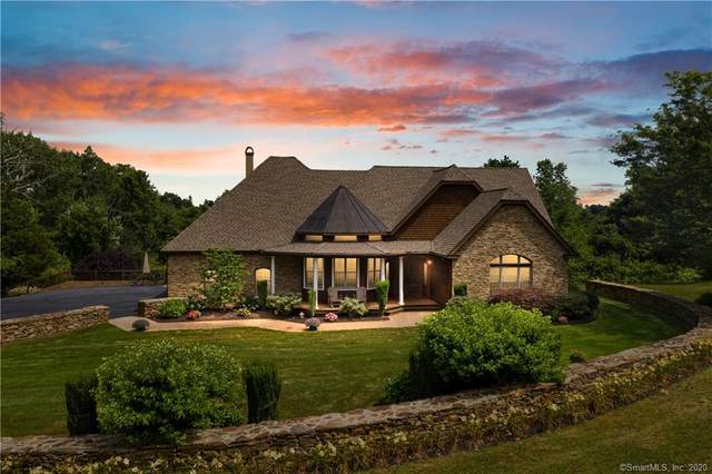 371 N Canterbury Road, Canterbury, CT 06331 (MLS #170321305) :: Spectrum Real Estate Consultants