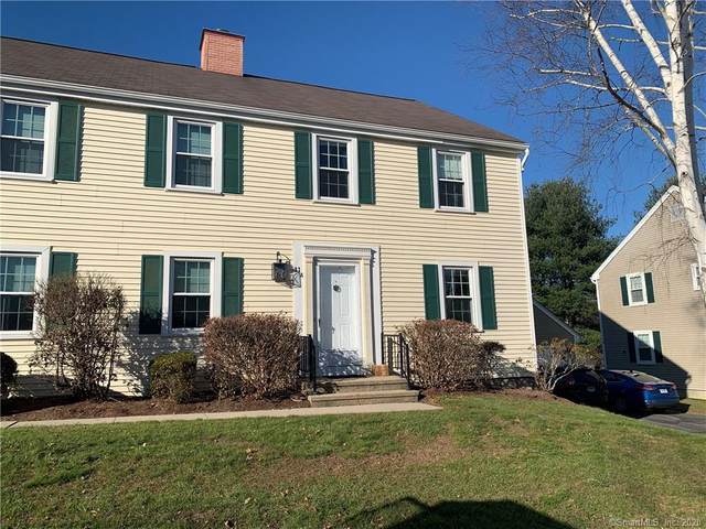 11 Heritage Square A, Mansfield, CT 06250 (MLS #170321396) :: Team Feola & Lanzante | Keller Williams Trumbull
