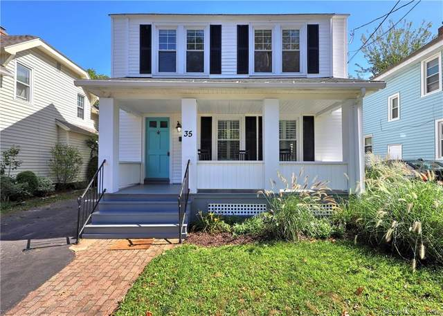 35 Parker Place, New Haven, CT 06512 (MLS #170321449) :: The Higgins Group - The CT Home Finder