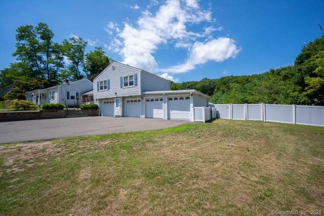 866 Thompson Street, East Haven, CT 06513 (MLS #170321519) :: Carbutti & Co Realtors