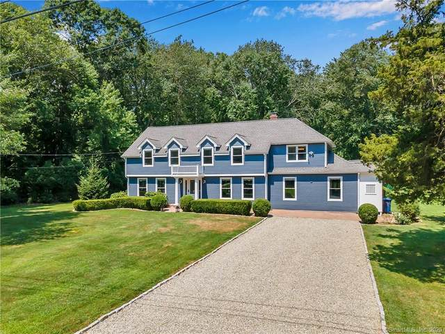 1 Binney Road, Old Lyme, CT 06371 (MLS #170321520) :: The Higgins Group - The CT Home Finder