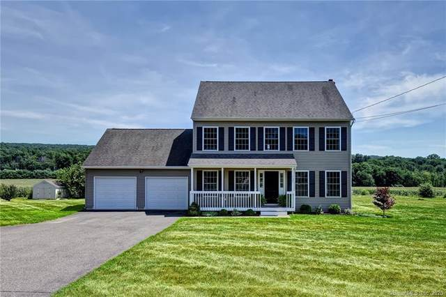 121 Hoffman Road, Ellington, CT 06029 (MLS #170321621) :: NRG Real Estate Services, Inc.