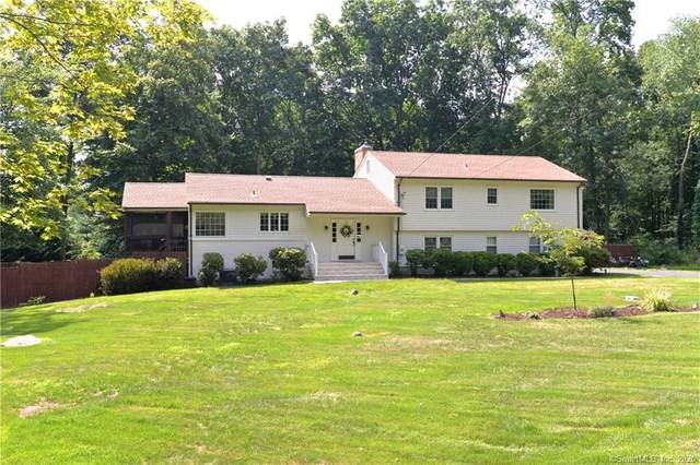 11 Wildwood Lane, Weston, CT 06883 (MLS #170321650) :: The Higgins Group - The CT Home Finder