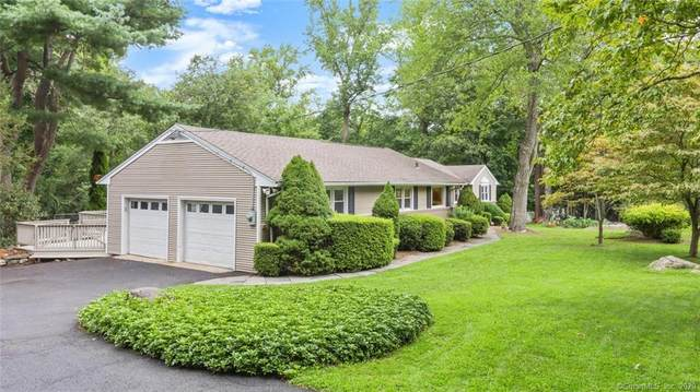 11 Hemlock Drive, Stamford, CT 06902 (MLS #170321699) :: The Higgins Group - The CT Home Finder