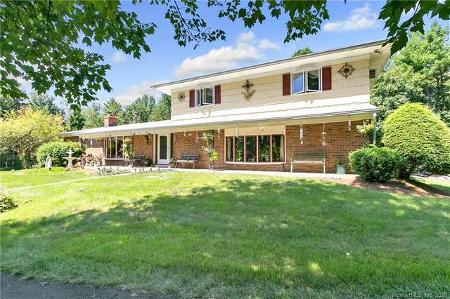 1169 Monroe Turnpike, Monroe, CT 06468 (MLS #170321701) :: The Higgins Group - The CT Home Finder