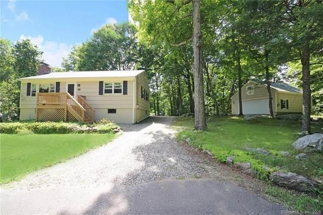233 Great Hill Road, Ridgefield, CT 06877 (MLS #170321711) :: Around Town Real Estate Team