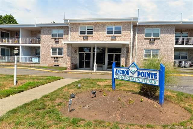40 Chapel Street #214, Milford, CT 06460 (MLS #170321731) :: Carbutti & Co Realtors