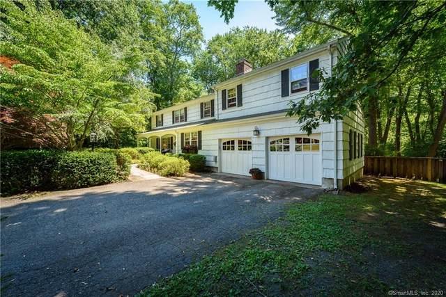10 Rock Rimmon Lane, Stamford, CT 06903 (MLS #170321759) :: Frank Schiavone with William Raveis Real Estate