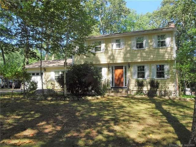 27 Eagle Ridge Drive, Ledyard, CT 06335 (MLS #170321778) :: Frank Schiavone with William Raveis Real Estate