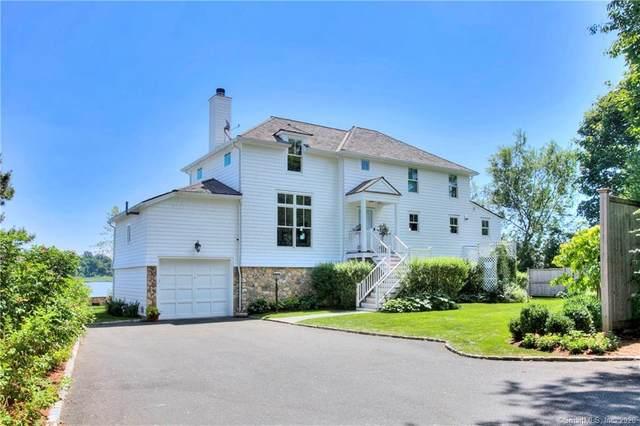 27 Edgewater Hillside, Westport, CT 06880 (MLS #170321808) :: Frank Schiavone with William Raveis Real Estate