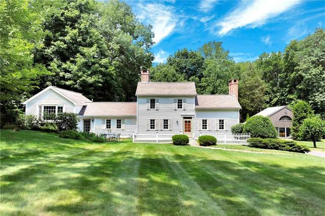 60 Old Rock Lane, New Canaan, CT 06840 (MLS #170321824) :: The Higgins Group - The CT Home Finder