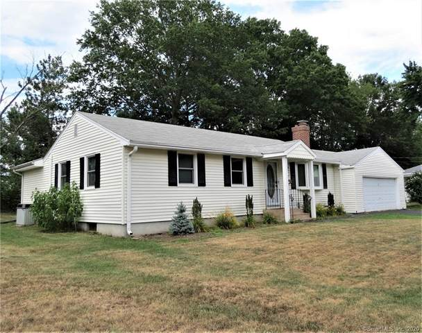 182 Old Farm Drive, Newington, CT 06111 (MLS #170321851) :: Hergenrother Realty Group Connecticut