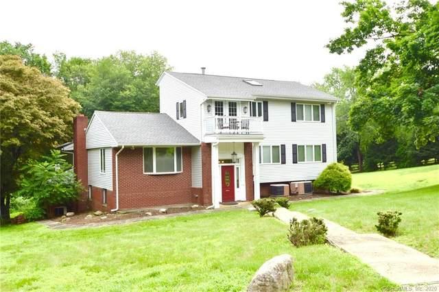 71 Merrimac Drive, Trumbull, CT 06611 (MLS #170321922) :: Frank Schiavone with William Raveis Real Estate