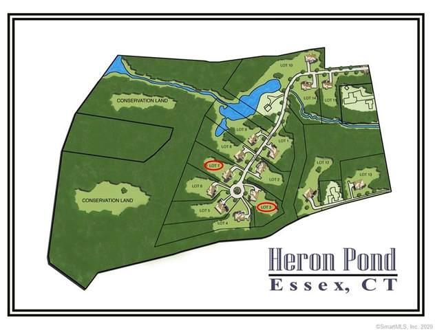 23 Heron Pond Road, Essex, CT 06426 (MLS #170321931) :: Frank Schiavone with William Raveis Real Estate