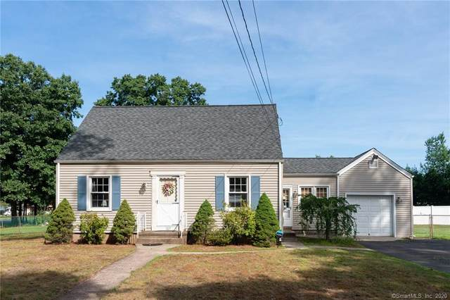 107 Bradley Street, North Haven, CT 06473 (MLS #170321945) :: Carbutti & Co Realtors