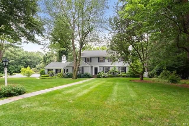 5 Hummingbird Lane, Darien, CT 06820 (MLS #170321946) :: The Higgins Group - The CT Home Finder