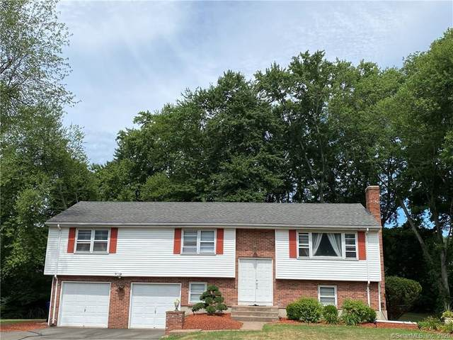 210 Carriage Drive, South Windsor, CT 06074 (MLS #170321981) :: Hergenrother Realty Group Connecticut