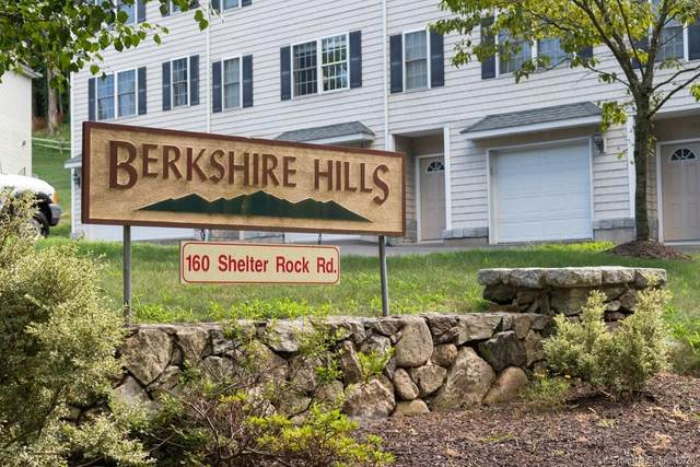 160 Shelter Rock Road #10, Danbury, CT 06810 (MLS #170321988) :: The Higgins Group - The CT Home Finder