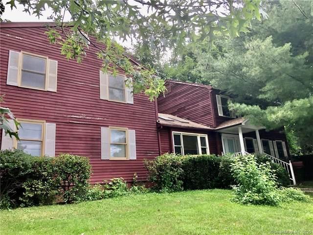 8 Hillside Avenue, Stamford, CT 06902 (MLS #170322003) :: Frank Schiavone with William Raveis Real Estate