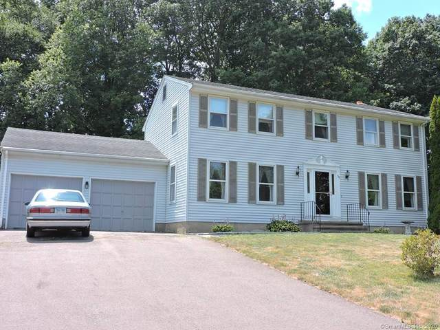 59 Stanley Drive, South Windsor, CT 06074 (MLS #170322004) :: NRG Real Estate Services, Inc.